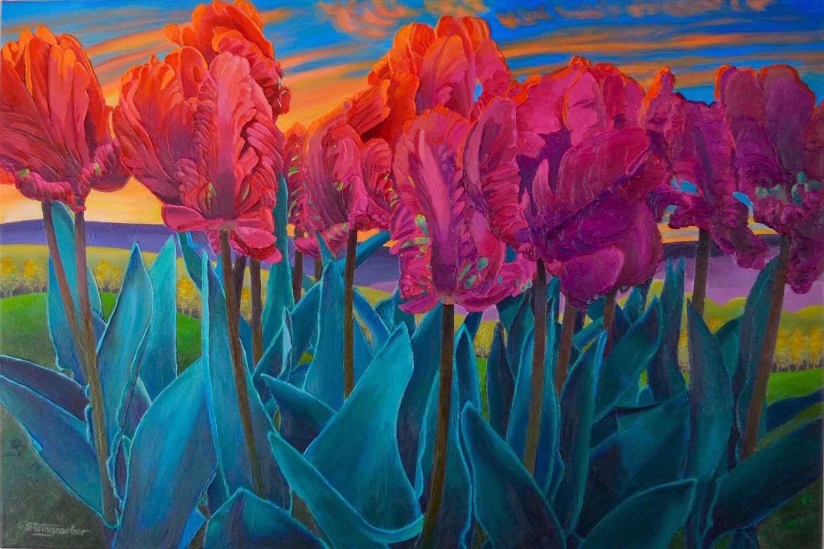 Tulip View by Mr. Jerry Steingraeber - Masterpiece Online