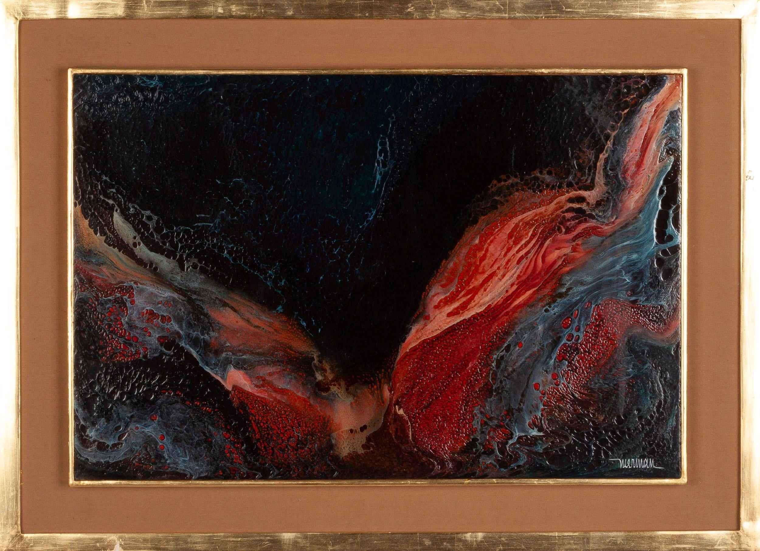 The Wave by  Leonardo Nierman - Masterpiece Online