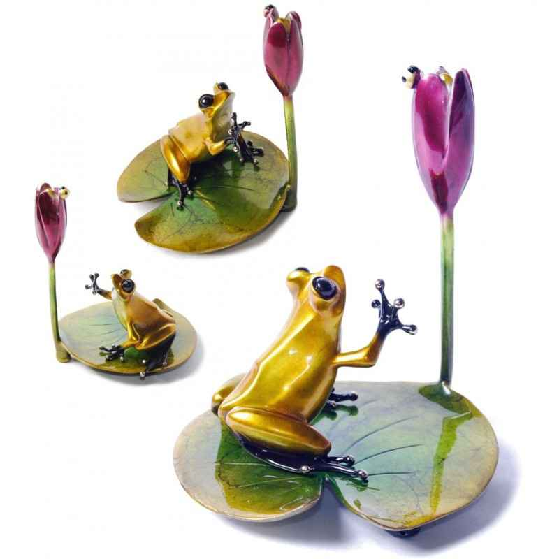 Water Lily by  Tim Cotterill, The Frogman - Masterpiece Online