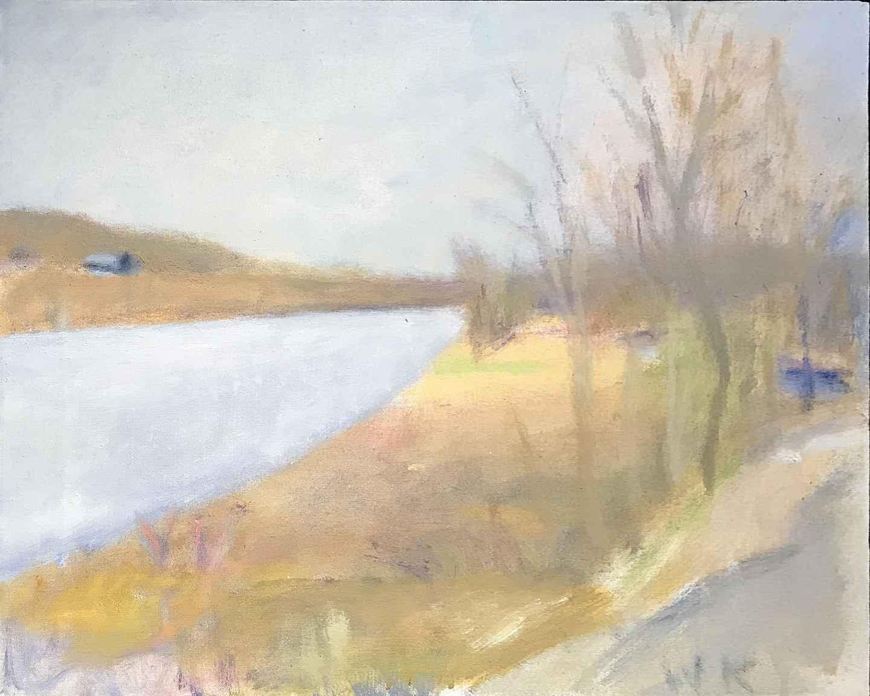 Untitled by Mr. Wolf Kahn (1927-2020) - Masterpiece Online