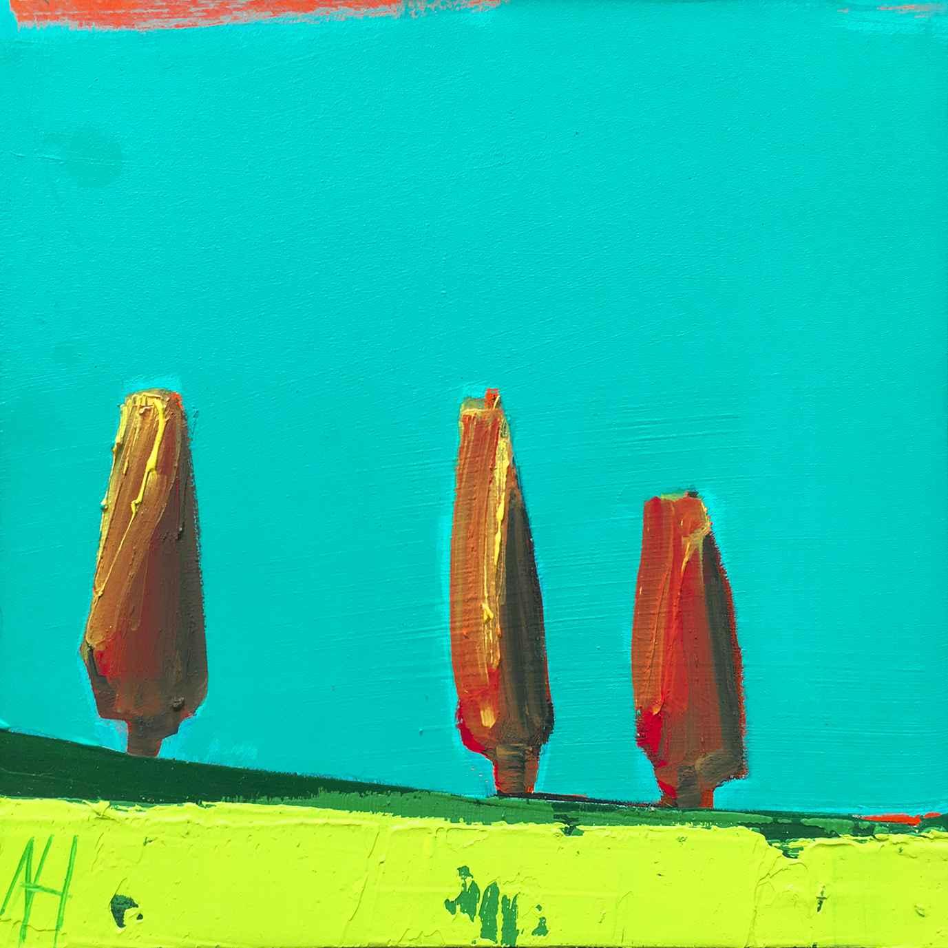 High Spirits by  Nancy Hartley - Masterpiece Online