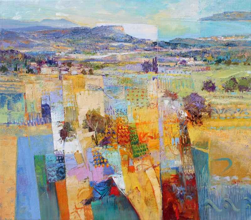 Around Lake Garda by  Mario Malfer - Masterpiece Online