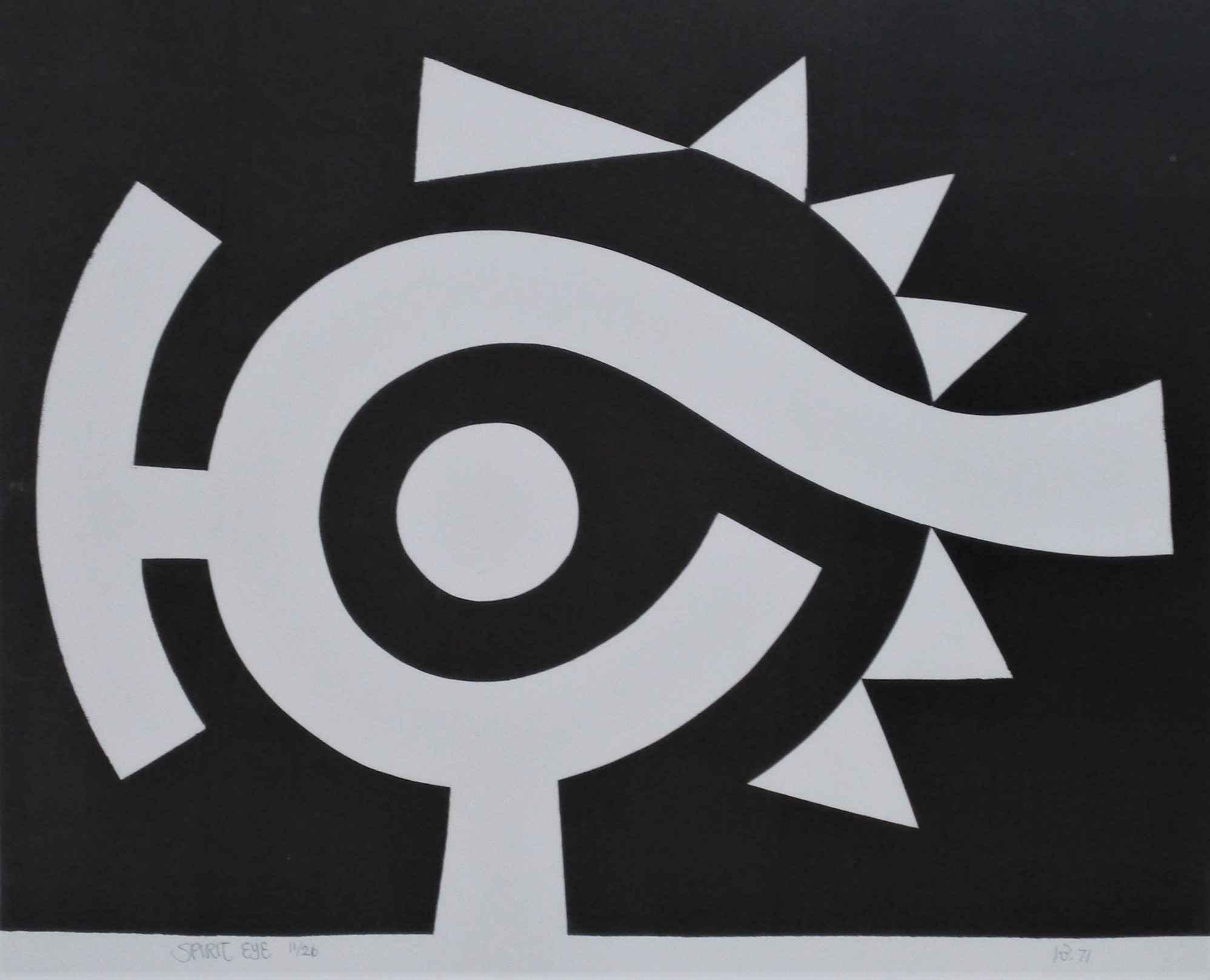 Spirit Eye by  Harold Balazs - Masterpiece Online