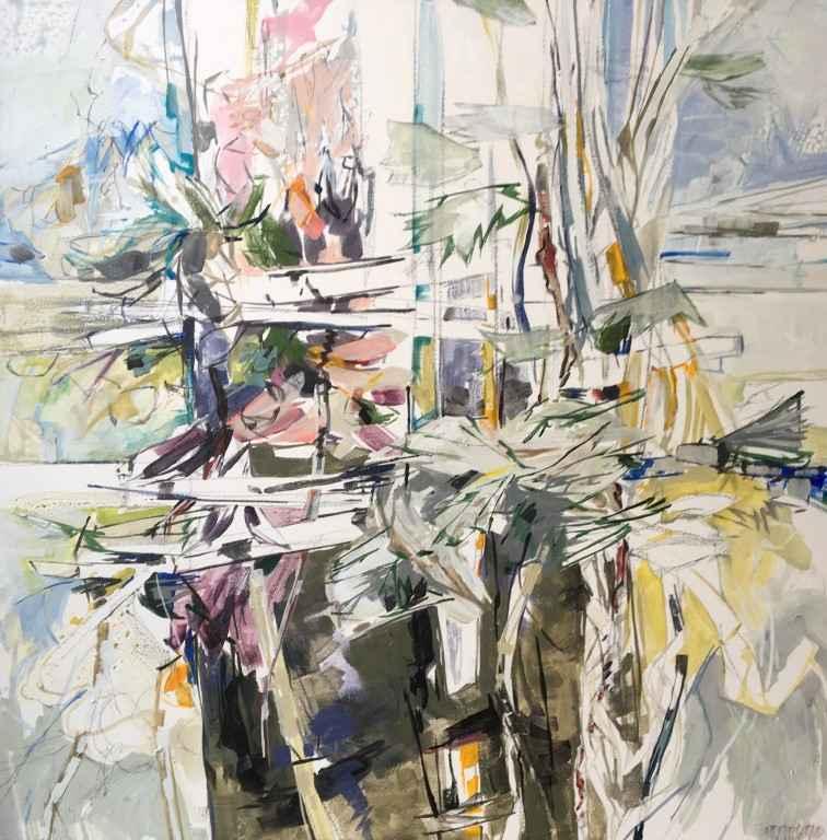 Bouquet by  Jeffrey Fitzgerald - Masterpiece Online