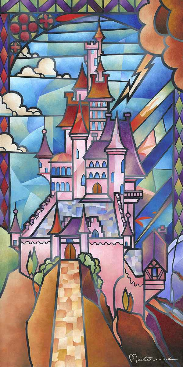 Beast's Castle by  Tom Matousek - Masterpiece Online