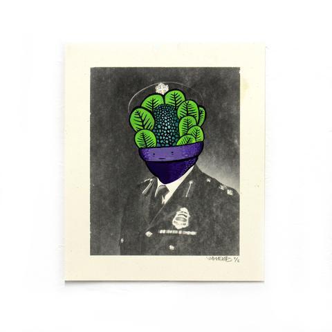 Cop #7 Of 16 by  Waxhead  - Masterpiece Online