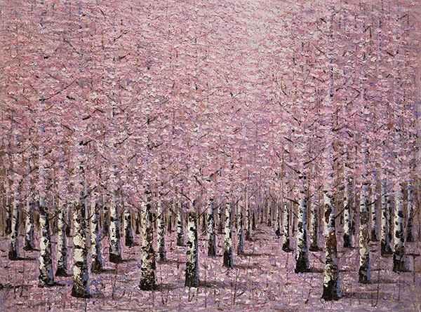 Birchwood Splendor (P... by   Inam - Masterpiece Online