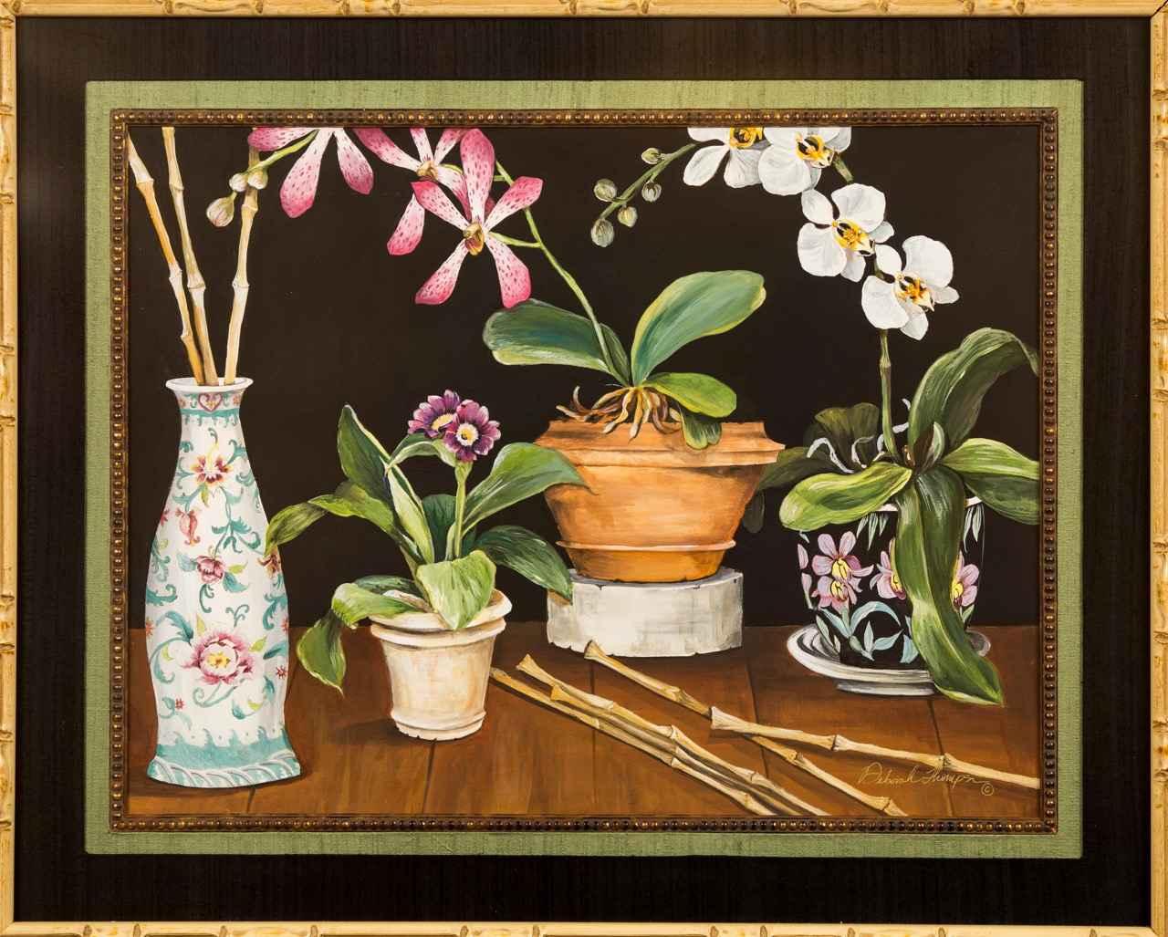 Still Life by  Deborah Thompson - Masterpiece Online