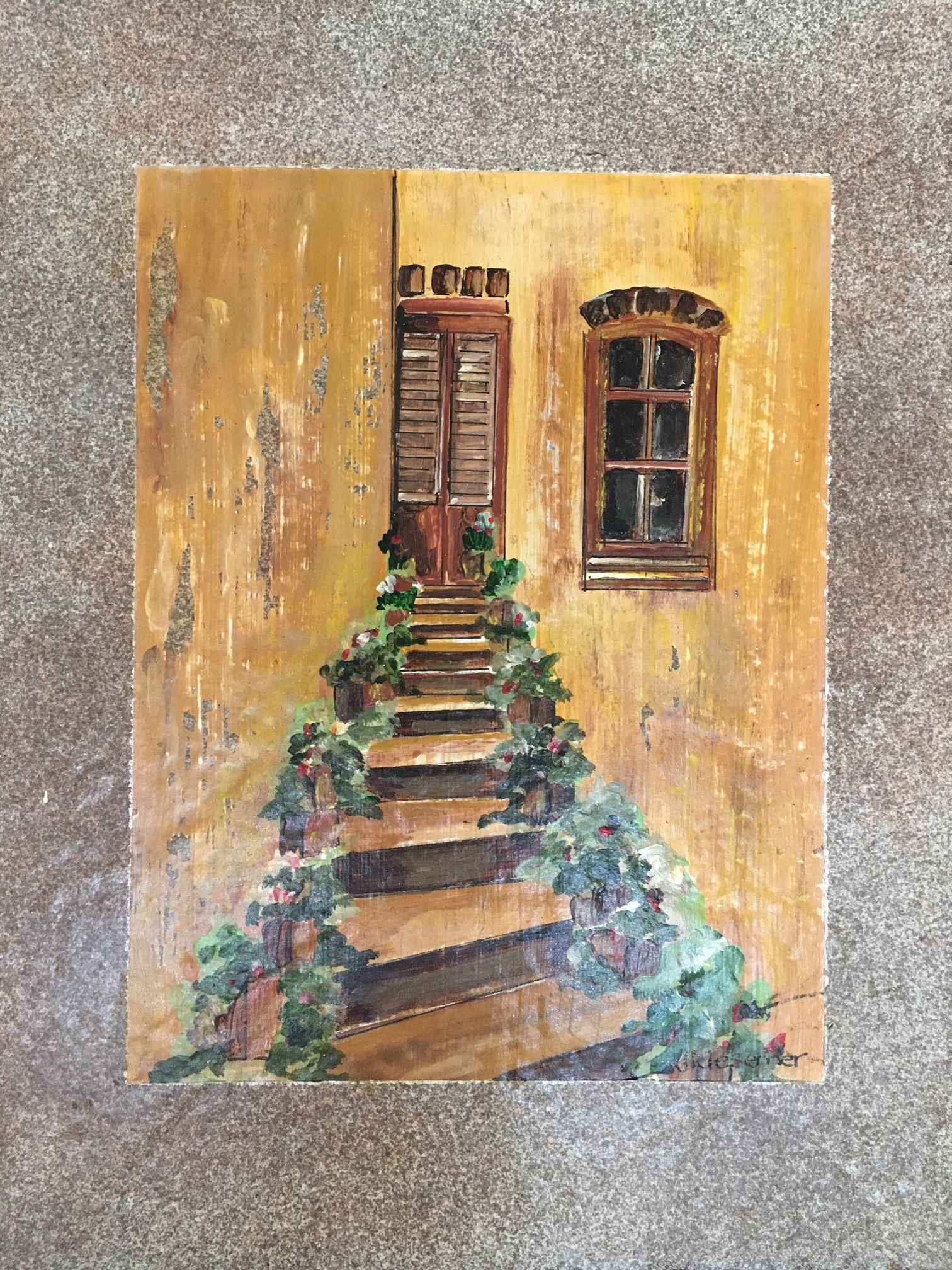 All Things Tuscan by  Janet Liesemer - Masterpiece Online