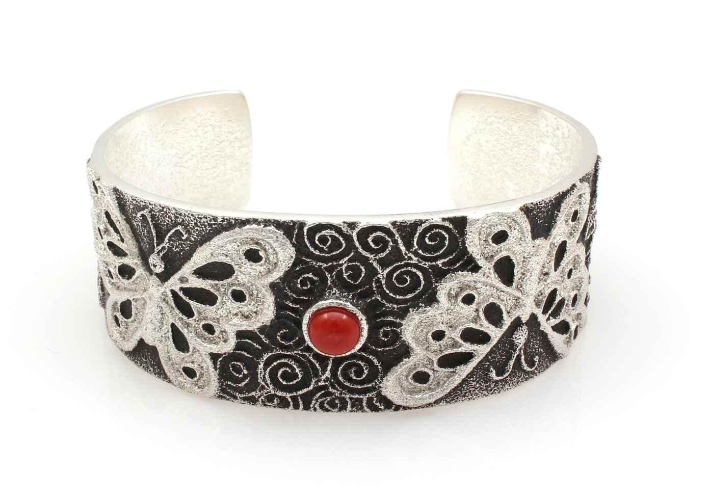 Butterfly Cuff Bracel... by Mr. Darryl Dean & Rebecca Begay - Masterpiece Online