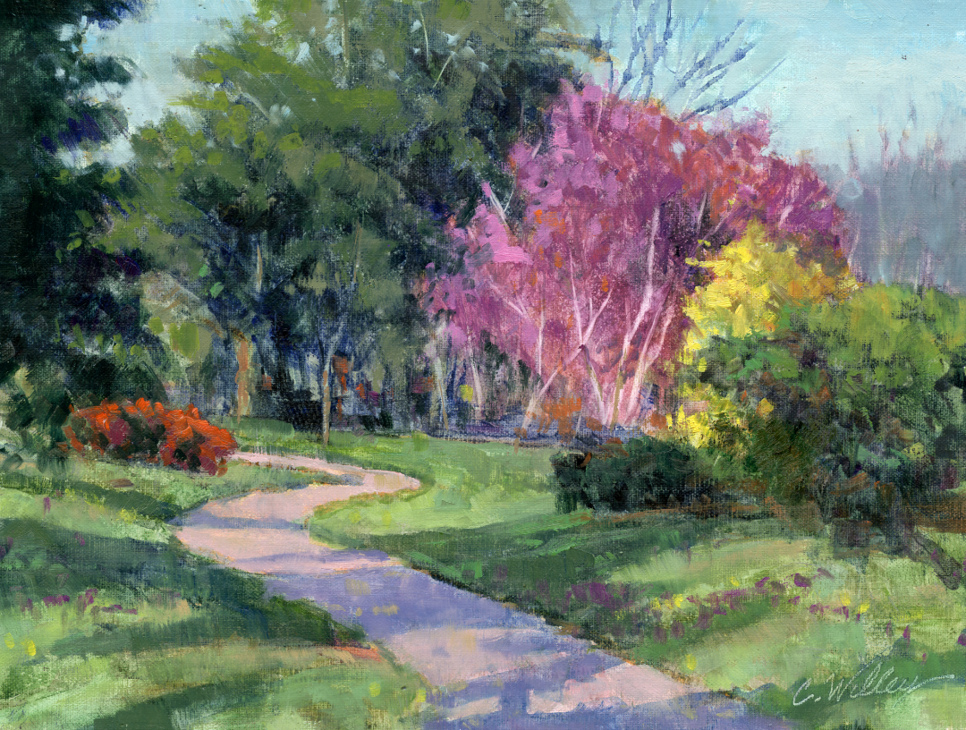 Prime Spring Palette by  Chris Willey - Masterpiece Online