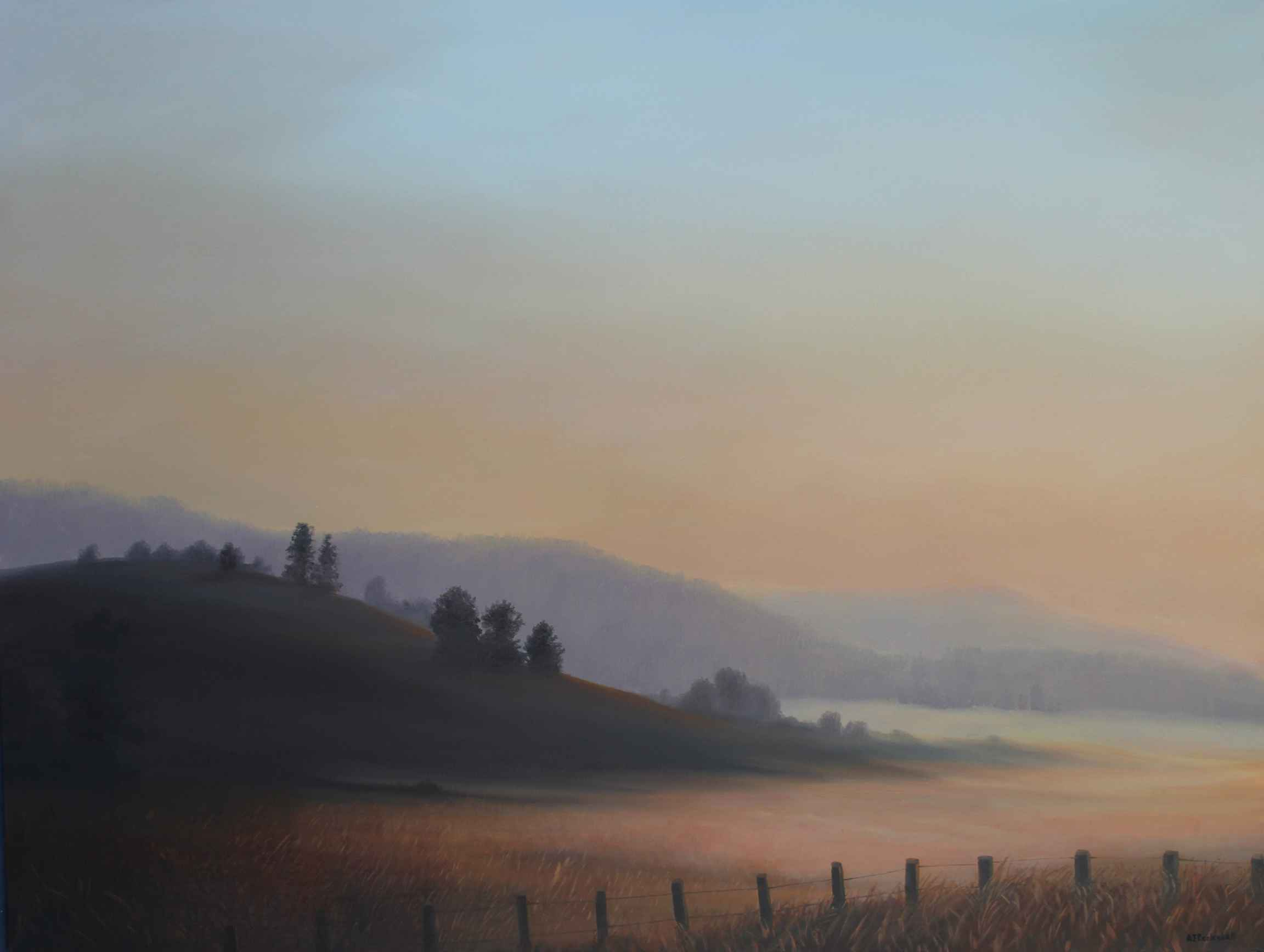 Late Summer Sunset  by  Andy Eccleshall