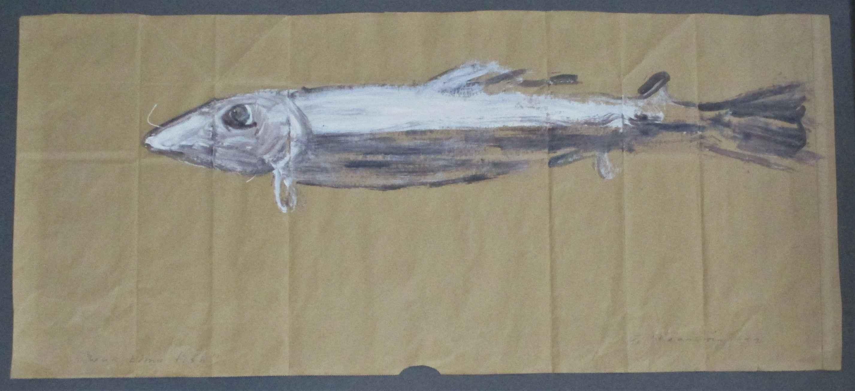 War Time Fish by  John Jay Steensma - Masterpiece Online
