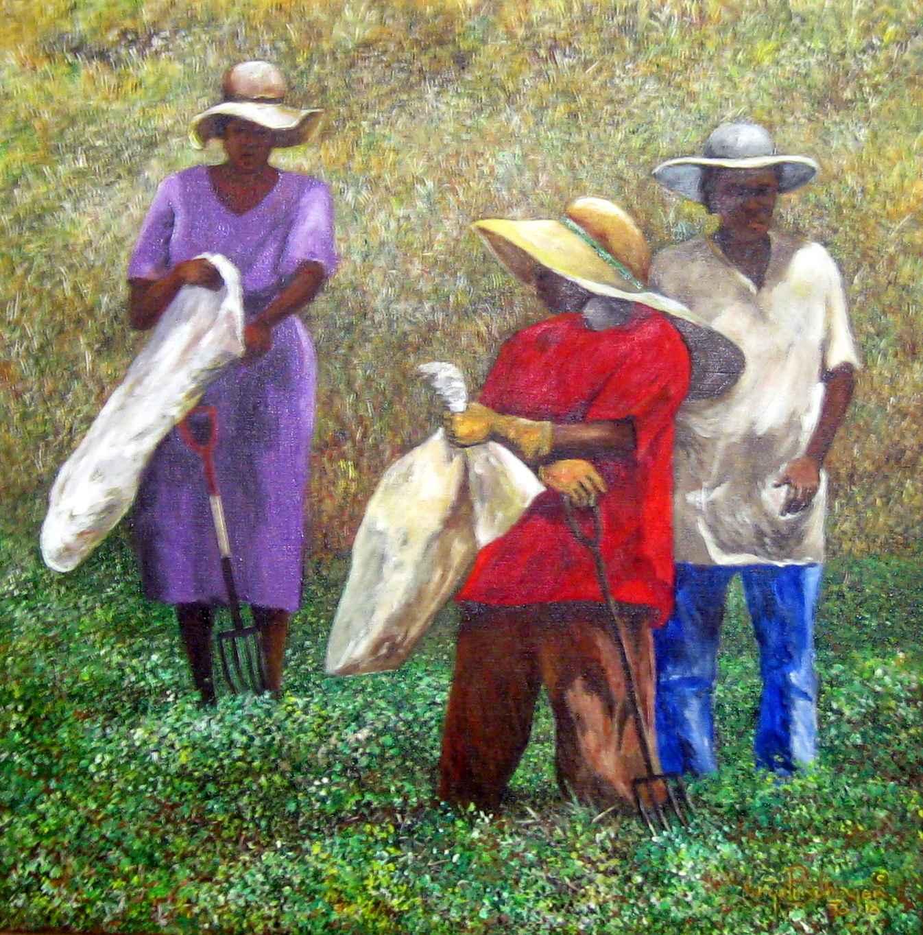 In The Field by Mr. Virgil Broodhagen - Masterpiece Online