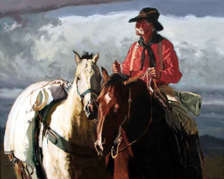 SOLD- An Eye To The ... by  Glen Edwards - Masterpiece Online