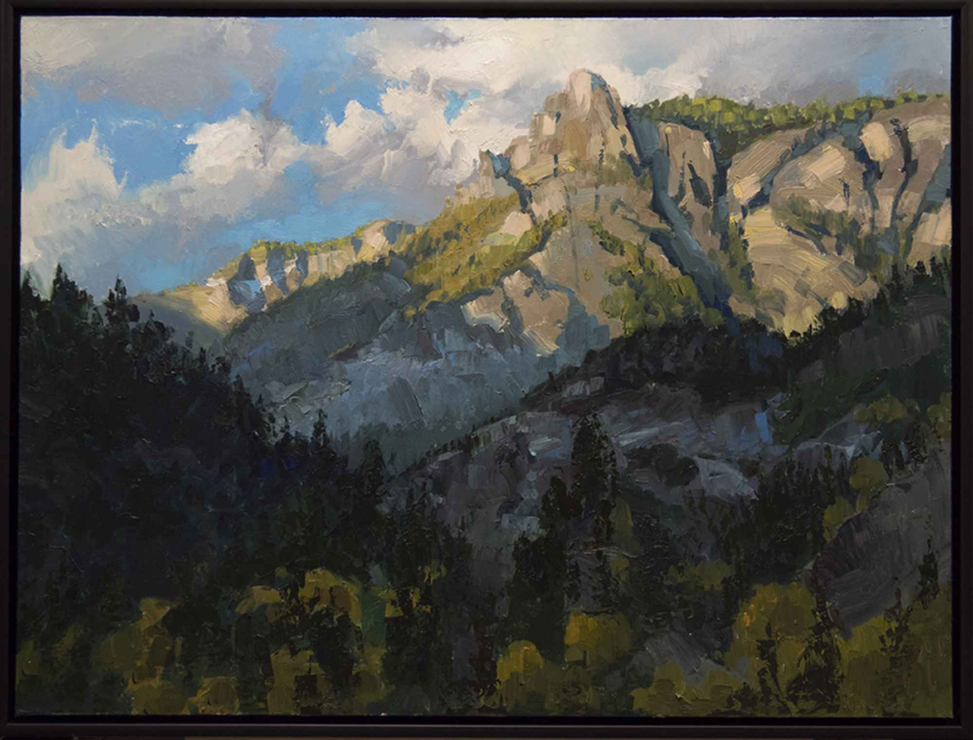 Morning In Ouray by  Trey McCarley - Masterpiece Online