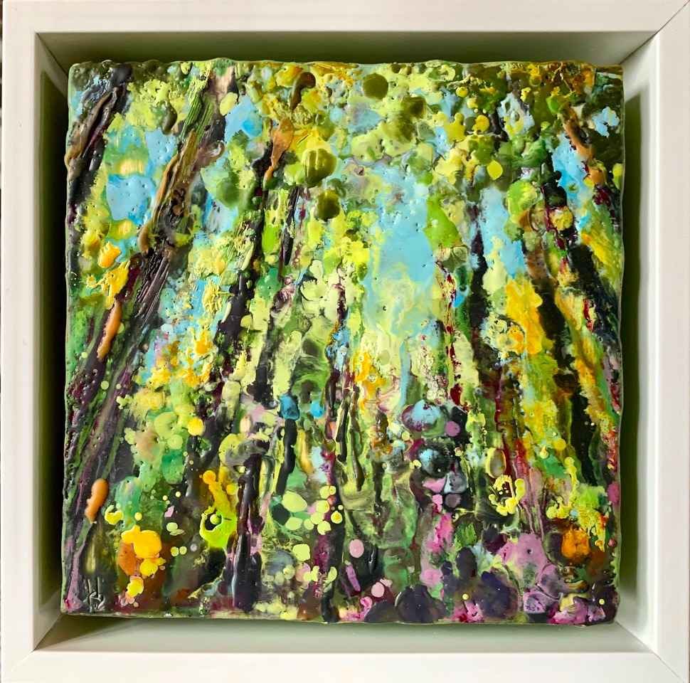 Towering Trees by  Kathy Bradshaw - Masterpiece Online