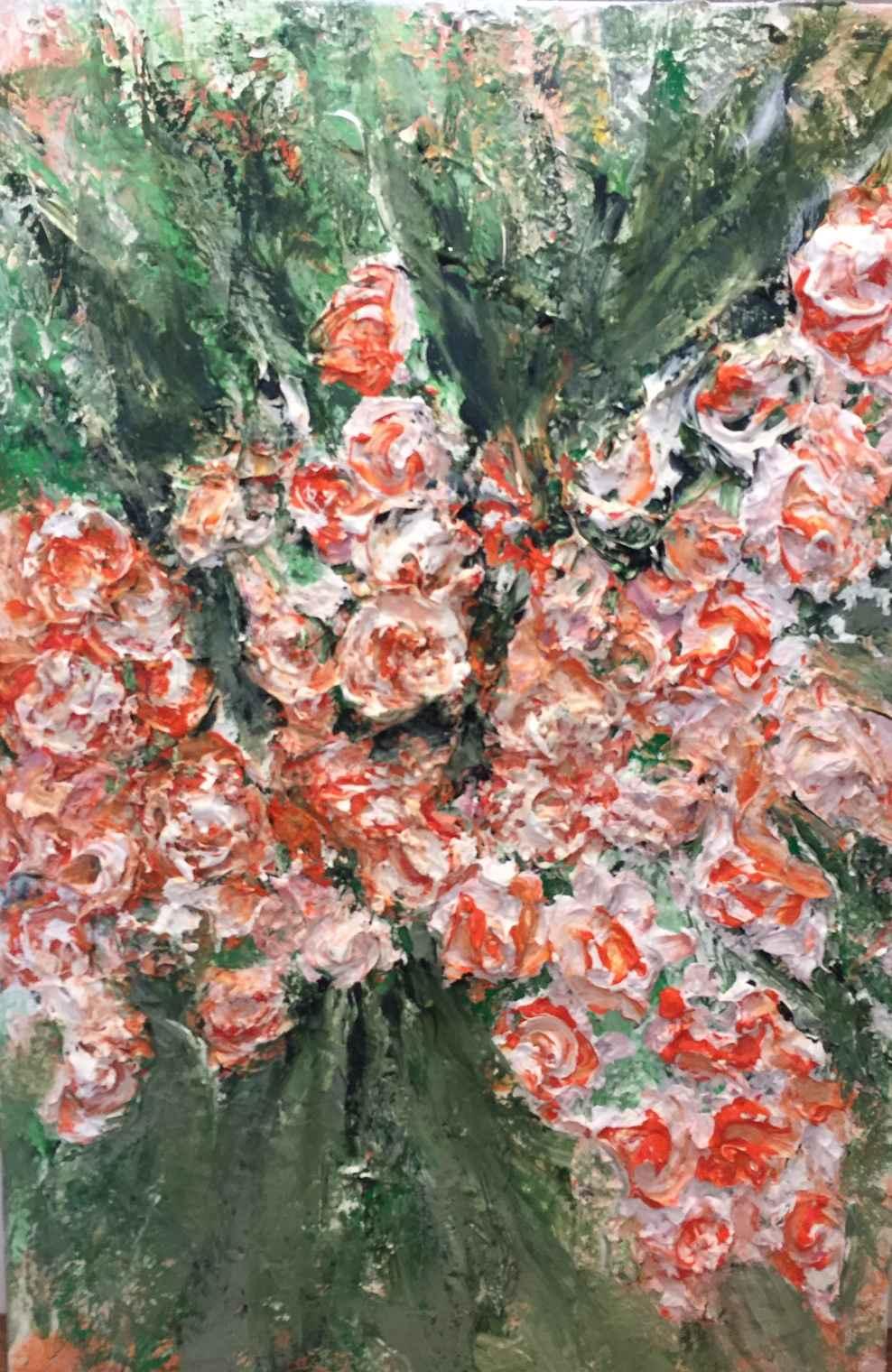 In the Rose Garden by  Steve Lyons - Masterpiece Online