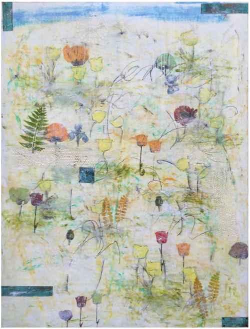 Haiku Garden II by  Jessie Pollock - Masterpiece Online