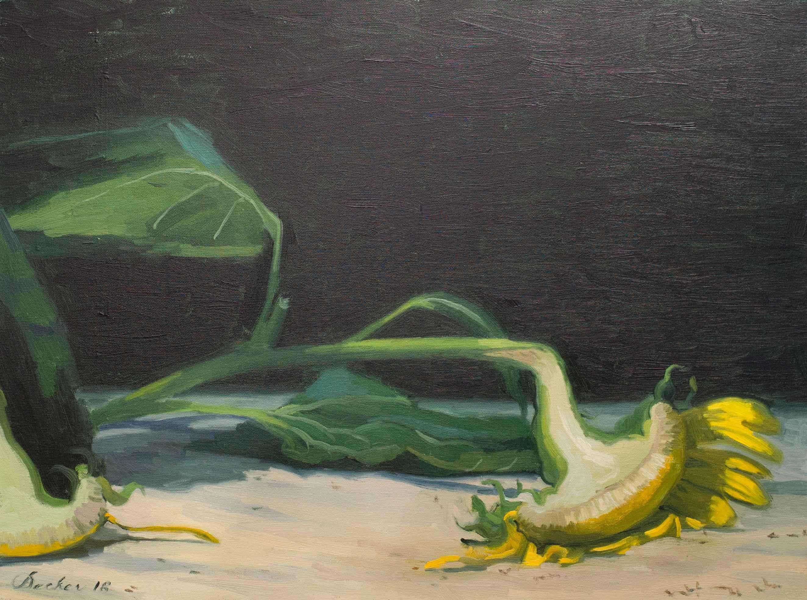 Sunflower #6 by  Max Decker - Masterpiece Online