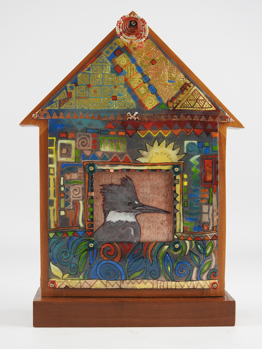 Kingfisher House by  Kathleen Wilcox - Masterpiece Online