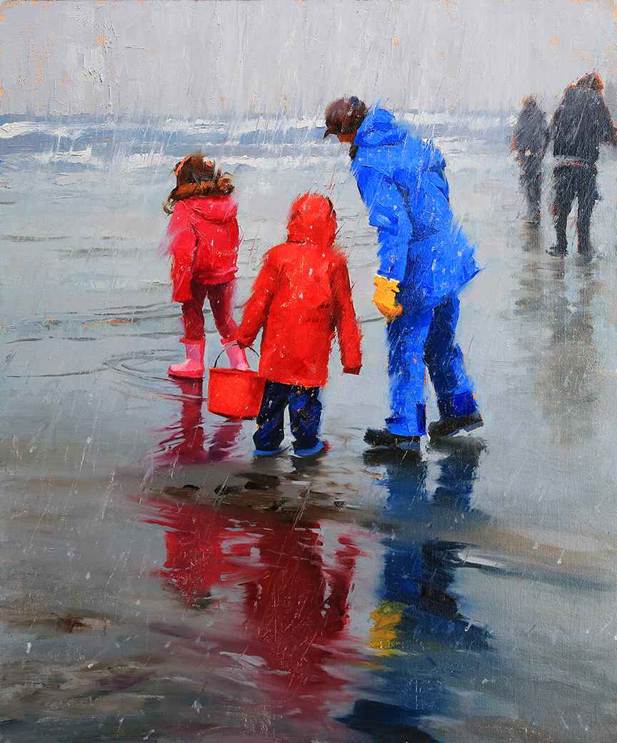 Rain Soaked Outing by Mr Mark Boyle - Masterpiece Online