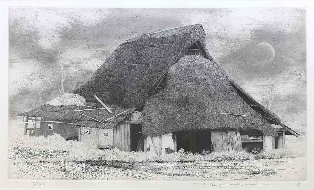 Ruined Farmhouse-NOSE by  Ryohei Tanaka - Masterpiece Online