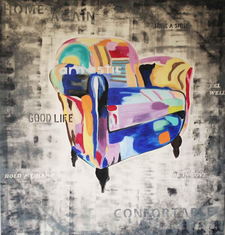 Le fauteuil by  Tamara PITTIER - Masterpiece Online