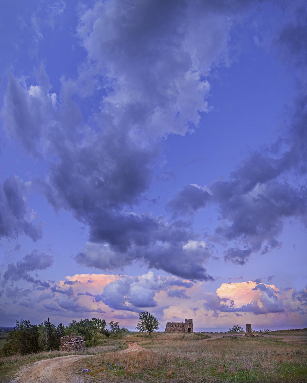 Early evening Eastern... by  George Jerkovich - Masterpiece Online
