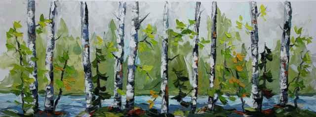Step Into Spring II by  Rachelle Brady - Masterpiece Online