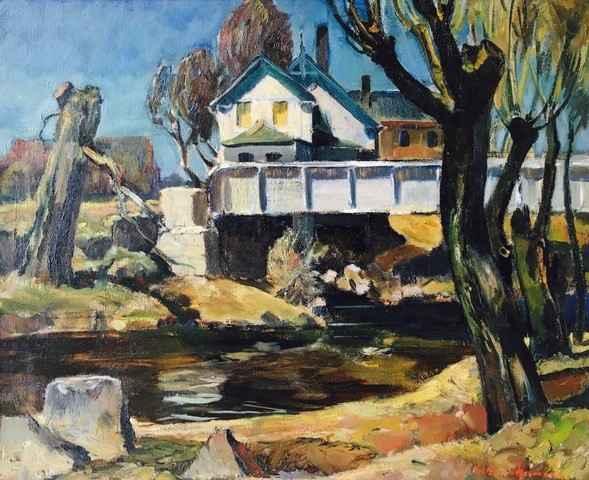 The Bridge by Mr. Robert von Neumann - Masterpiece Online