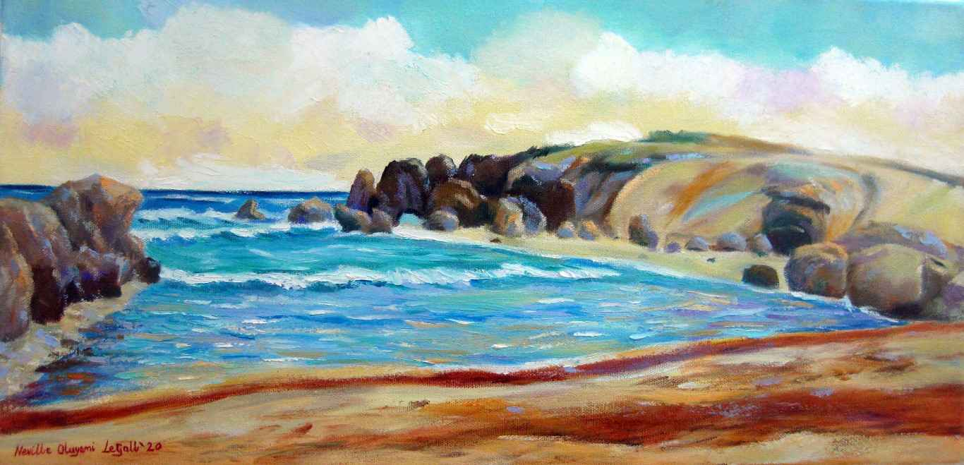 River Bay by Mr. Neville Legall - Masterpiece Online