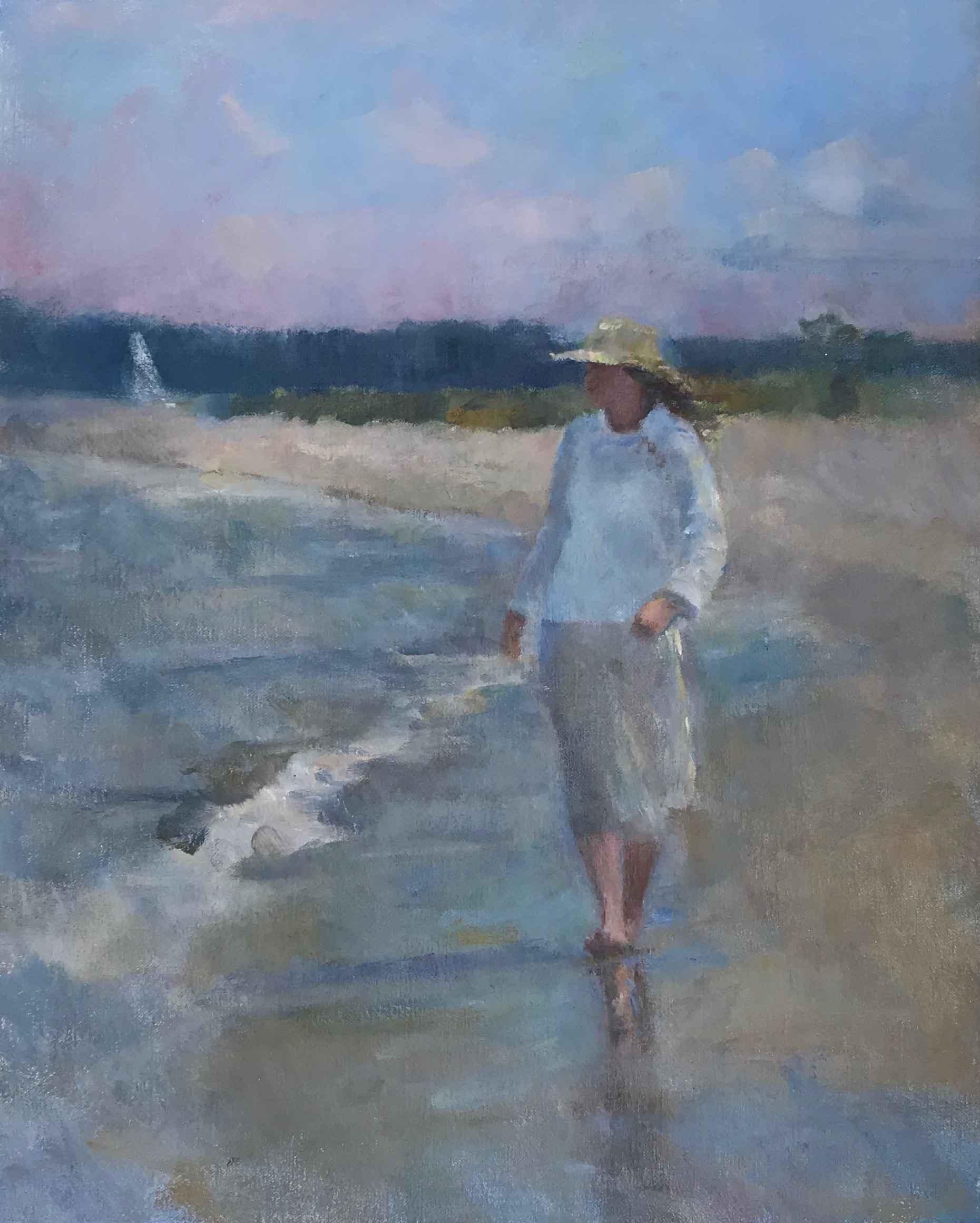 Summer Breeze by  Meg Mercier - Masterpiece Online