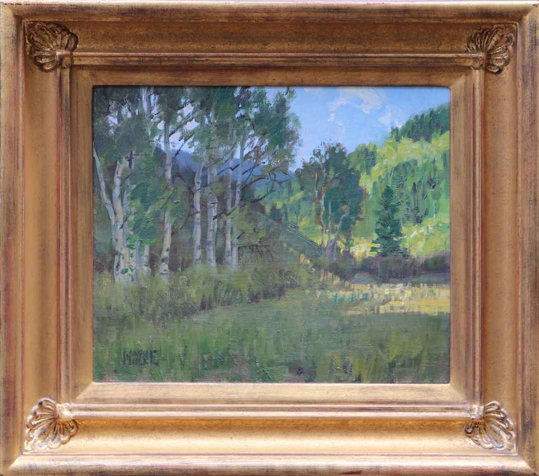 Bear Cat Meadow by Mr. Wayne Wolfe - Masterpiece Online