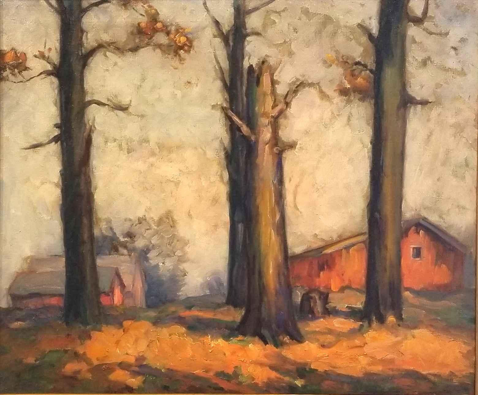 Untitled (Rural Lands... by Mr. Francesco Spicuzza - Masterpiece Online