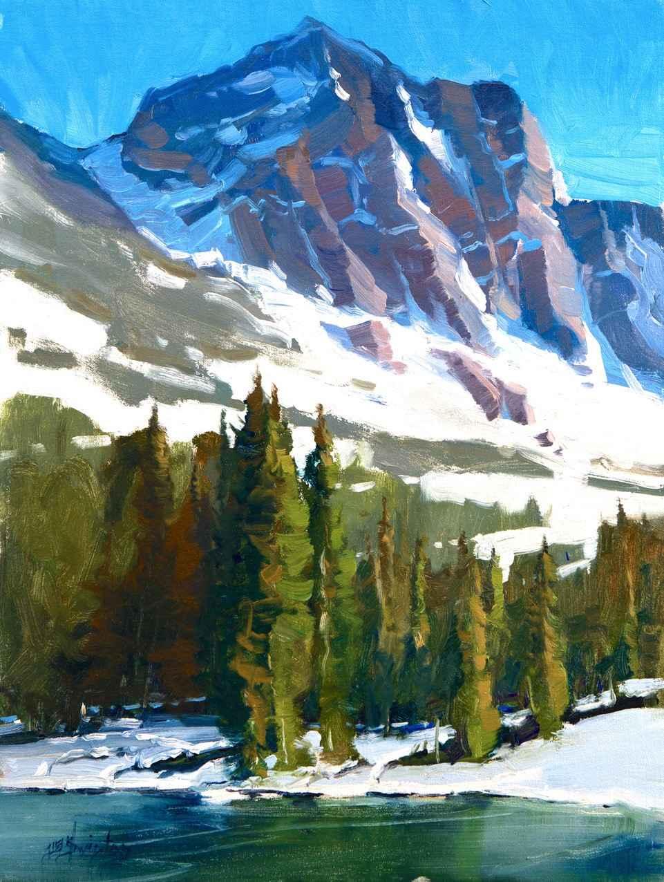Mt Howard by  Doug Swinton - Masterpiece Online