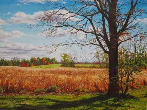 Just Before Harvest by   Teresa  Wheeler - Masterpiece Online