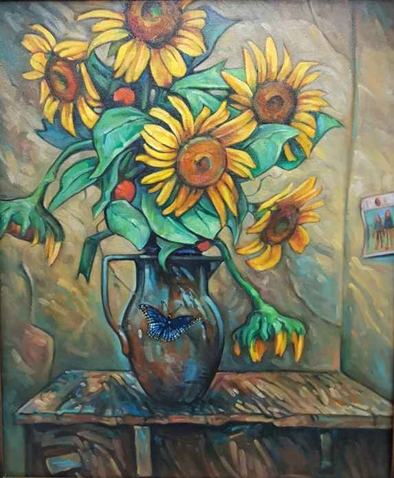 Mellow Yellow by  Wayne Epperly - Masterpiece Online