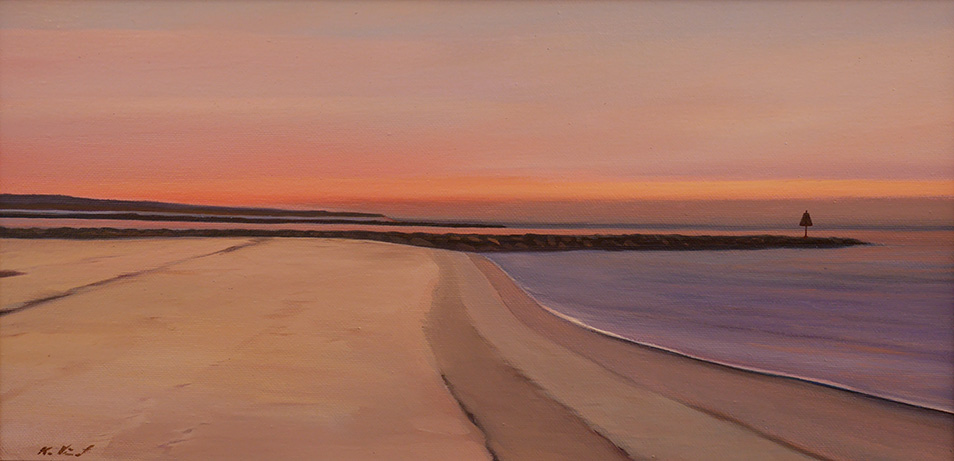 A Great End of The Day by  Kenneth Vincent - Masterpiece Online