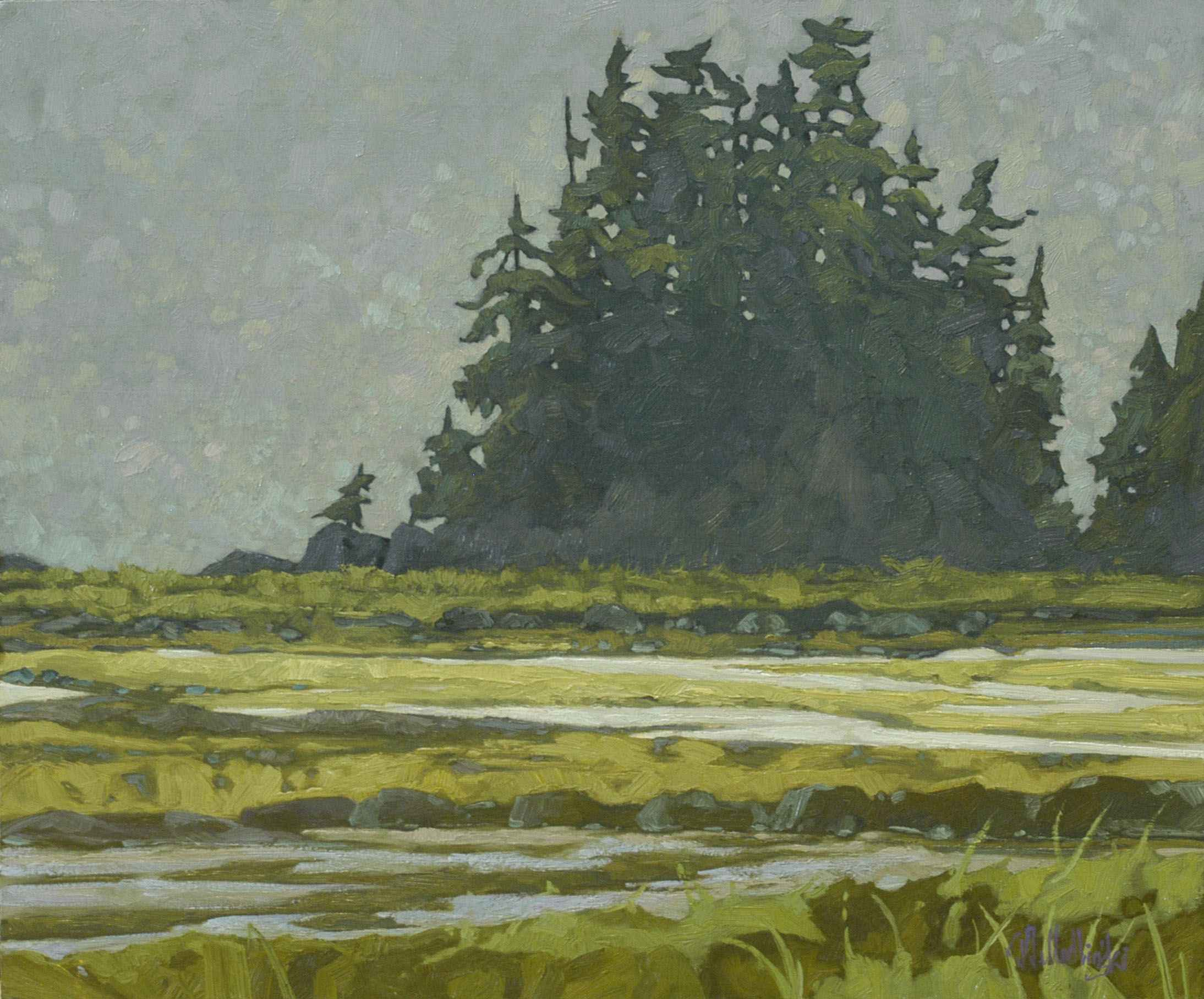 Along the Shore by  Dominik Modlinski - Masterpiece Online