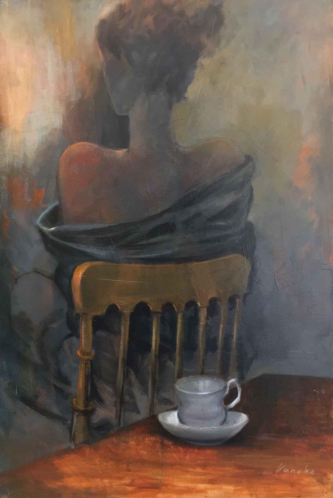 A Quiet Moment by  Ivan Papazov-Vanche - Masterpiece Online