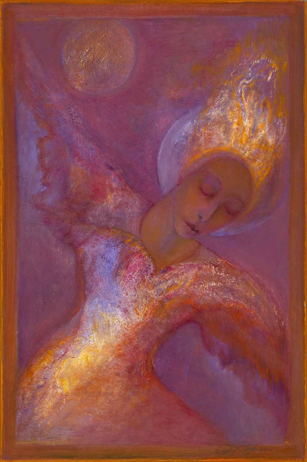 Crown Chakra by  Patricia Kaufman - Masterpiece Online
