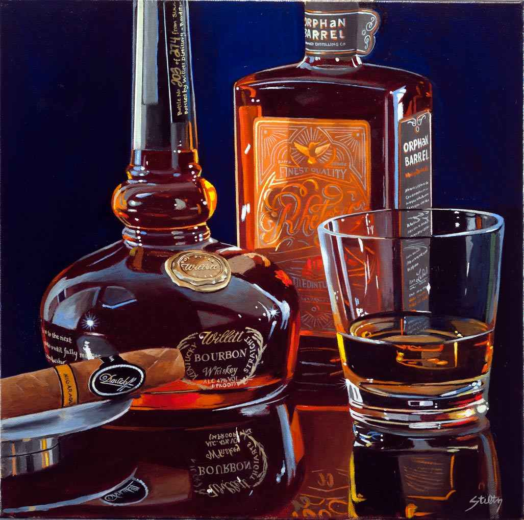 Make it a Bourbon by  Thomas Stiltz - Masterpiece Online