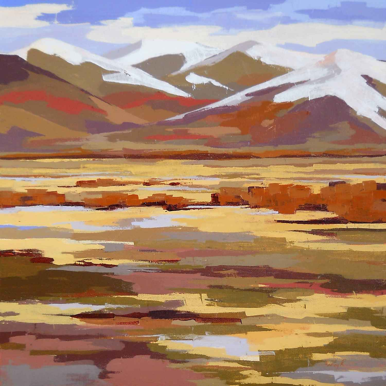 Vista by  Hadley Rampton - Masterpiece Online