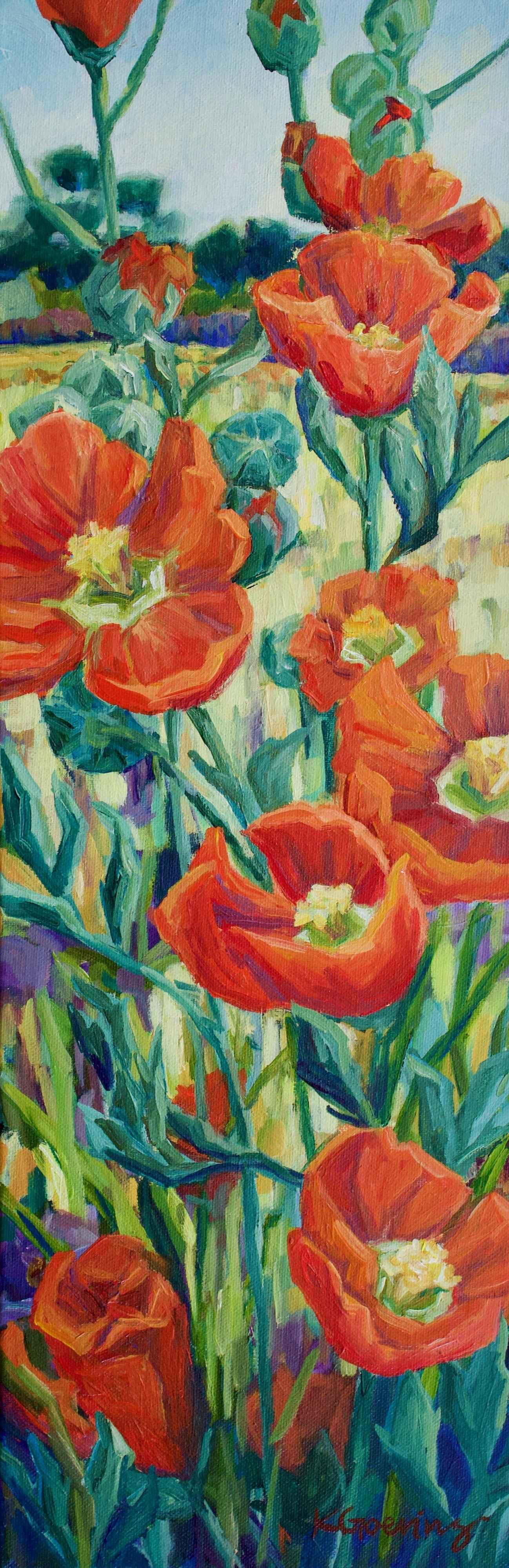 Prairie Garden II (Sc... by  Kristin Goering - Masterpiece Online