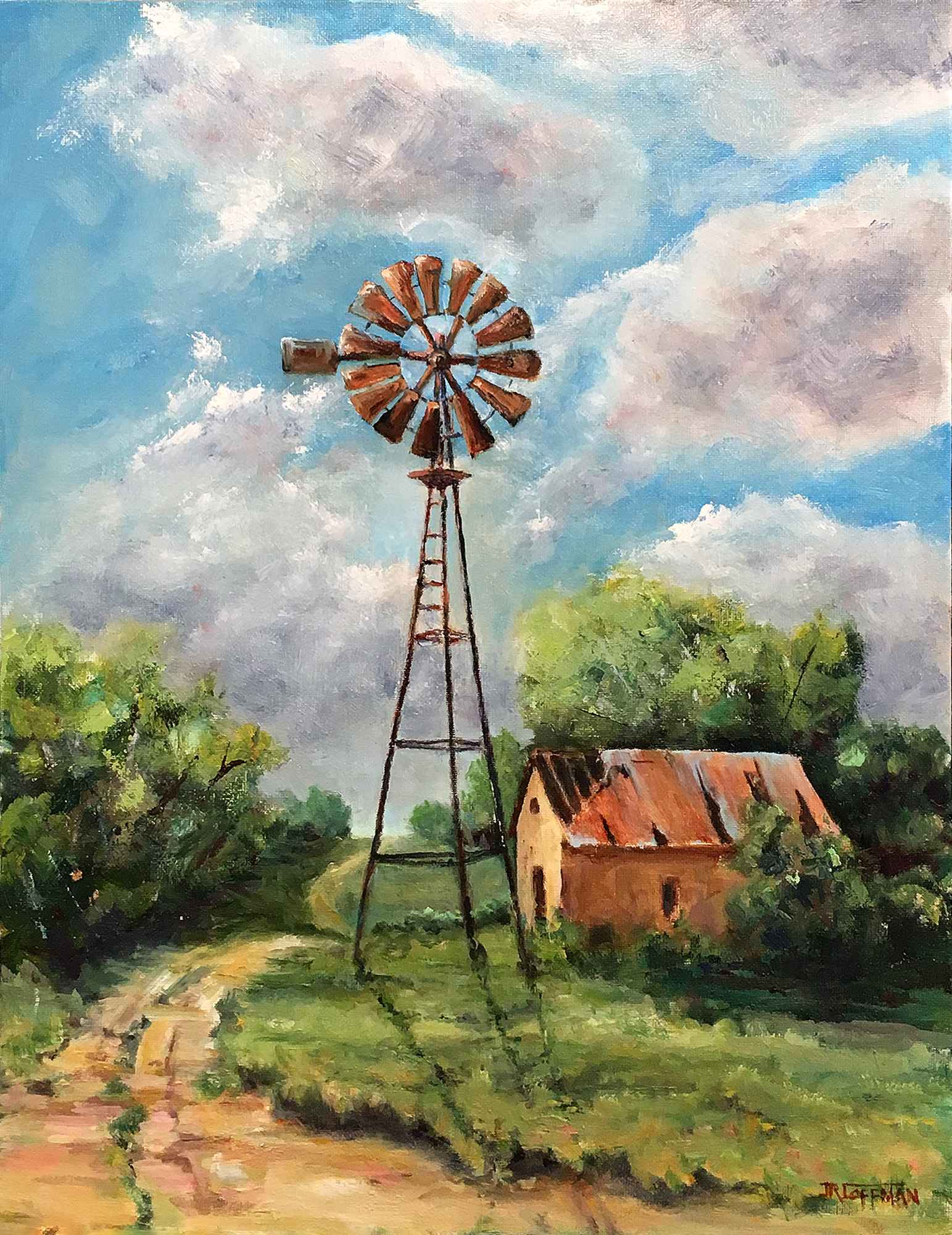 Beauty of Old Things by  Jim Coffman - Masterpiece Online