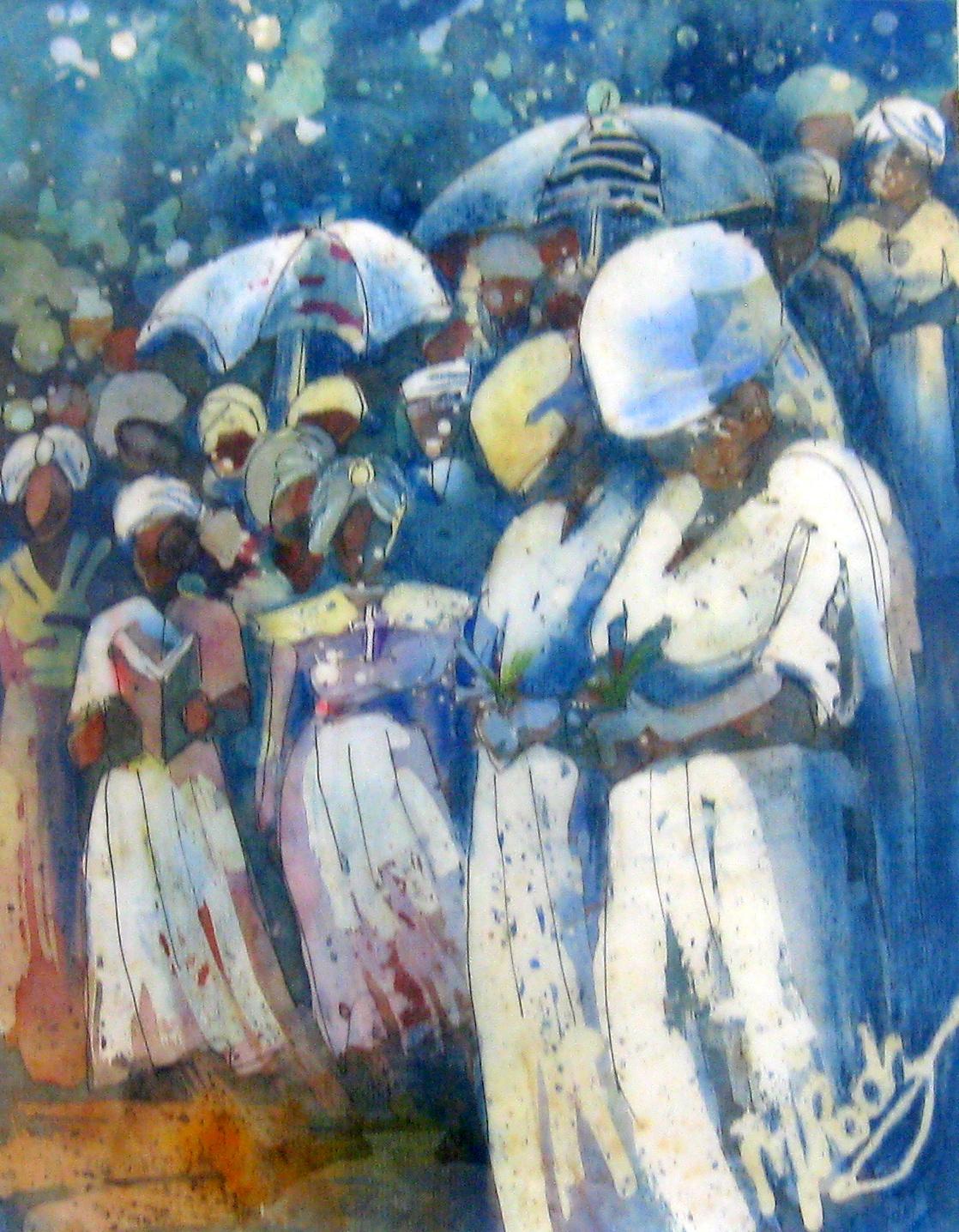 Baptist Duet by Ms. Margaret Rodriguez - Masterpiece Online