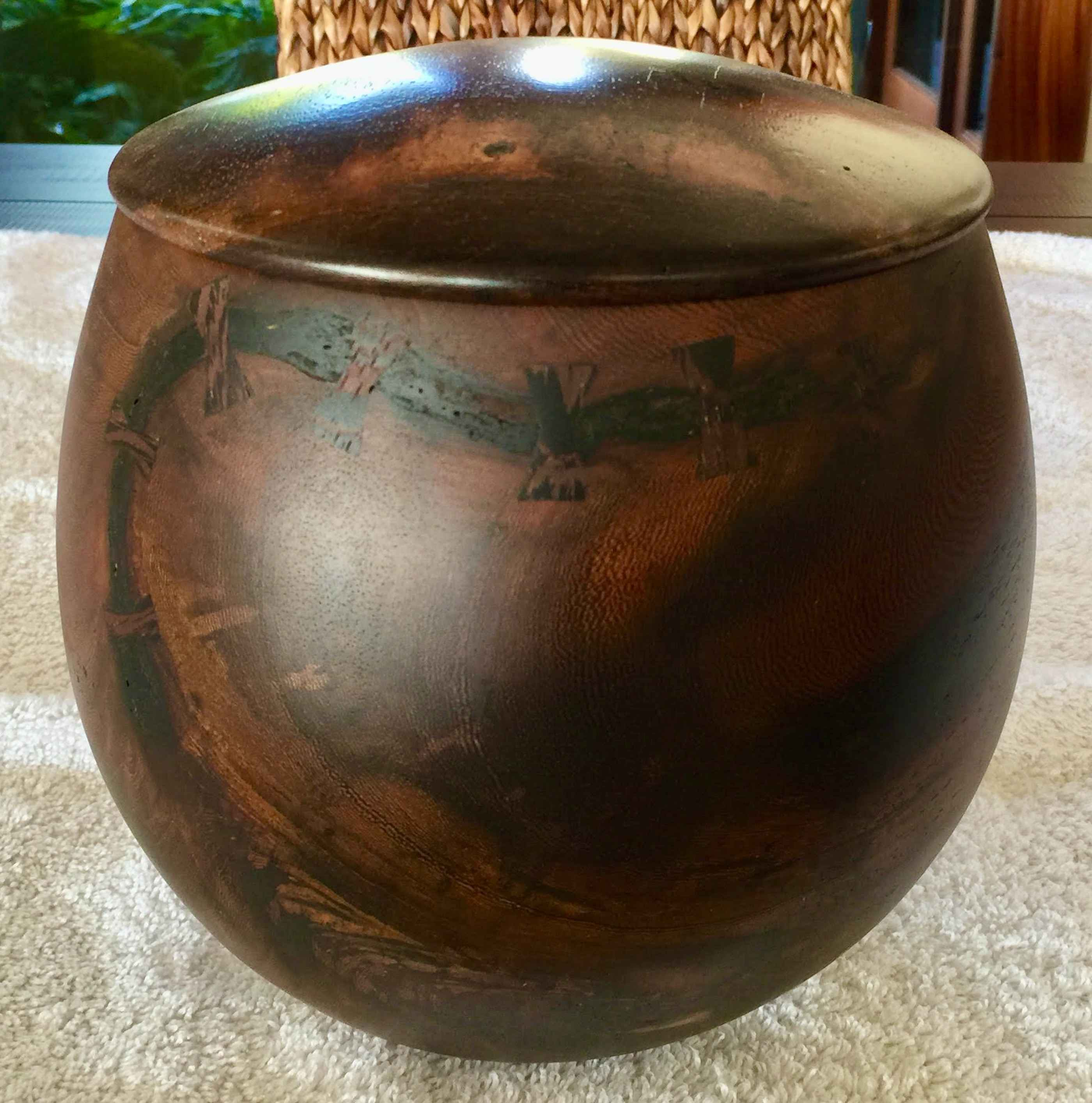 King's Poi Bowl_2020 ... by Mr. Cliff Johns - Masterpiece Online