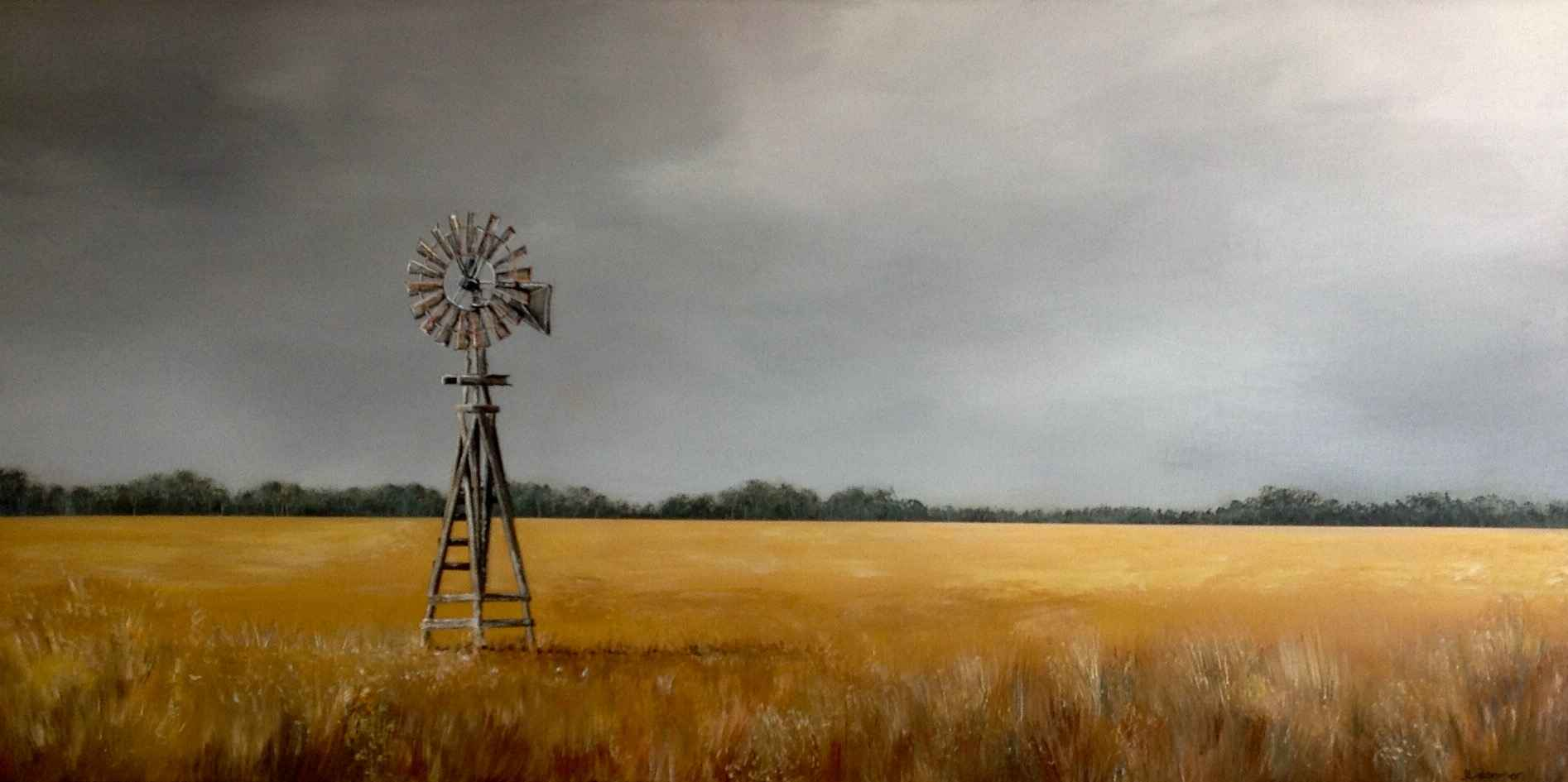 The Calm Before the S... by  Janet Liesemer - Masterpiece Online
