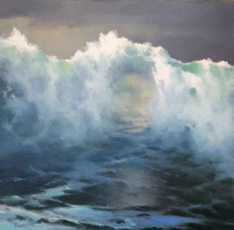 Breaking Wave III by  Frank Ferrante - Masterpiece Online